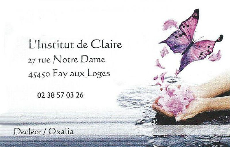 image de Institut de Claire