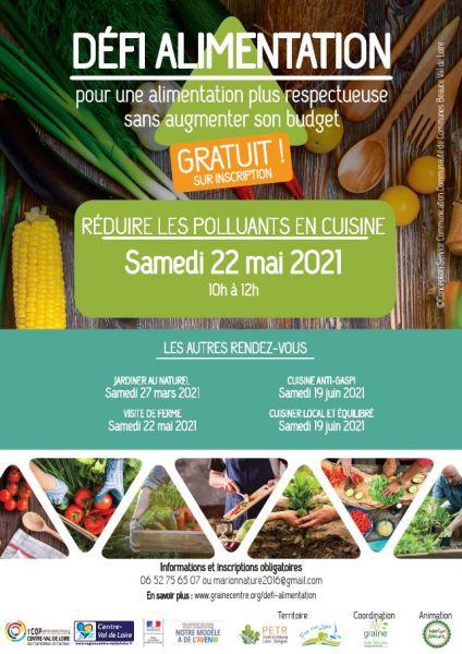 image de Défi Alimentation positive à Fay - Atelier Juin 2021