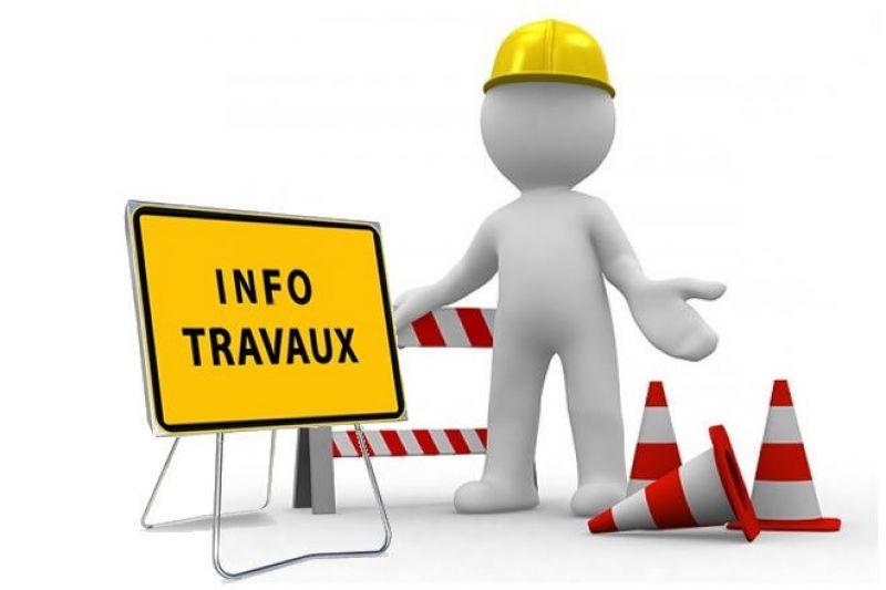 image de Travaux rue André Chenal