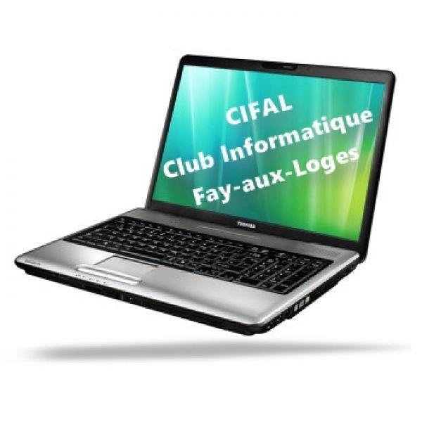 image de Club informatique de Fay aux  Loges (CIFAL)