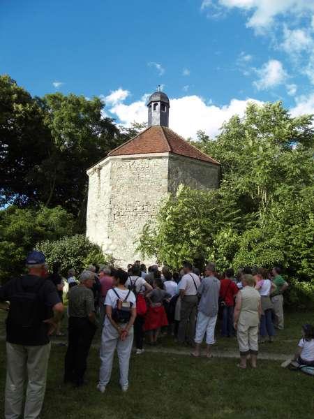 image de Le pigeonnier du château de Reuilly