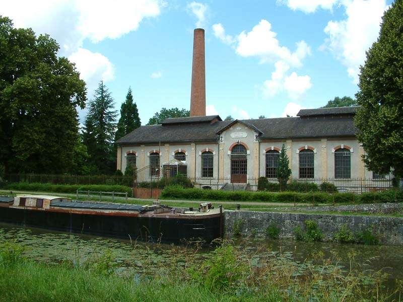 image de L'usine électrique