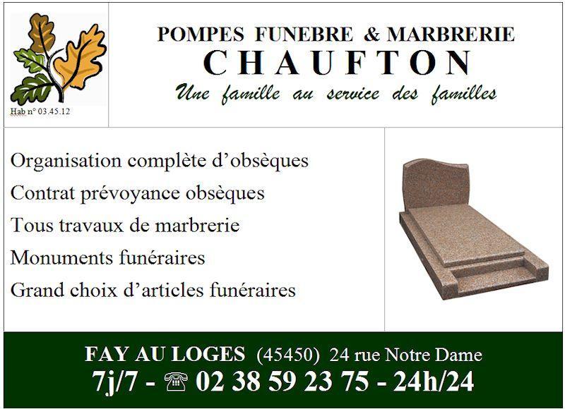 image de Pompes Funèbres CHAUFTON
