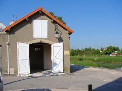 Halte Canal (WC public)